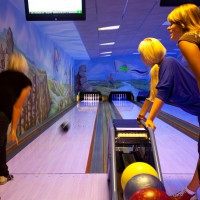Bowling im Hains Freital