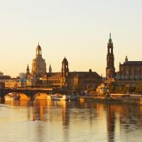 Silhouette Dresden im Herbst © Sylvio Dittrich